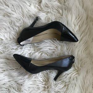 Levity Black Heels/Pumps -Size 6
